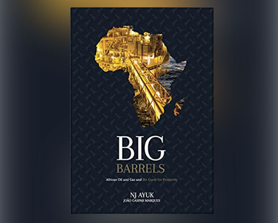 Big barrels by João Gaspar Marques and Nj Ayuk