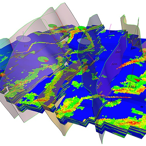 Reservoir Modelling Of Heavy Oil Resources GeoModes course