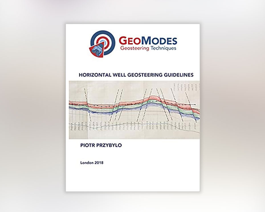 Horizontal Well Geosteering guidelines by Piotr Przybylo - GeoModes books